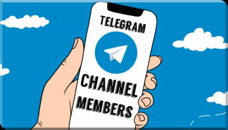 Get More Telegram Channel Members