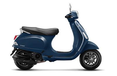 Vespa LX 125 cc i-get