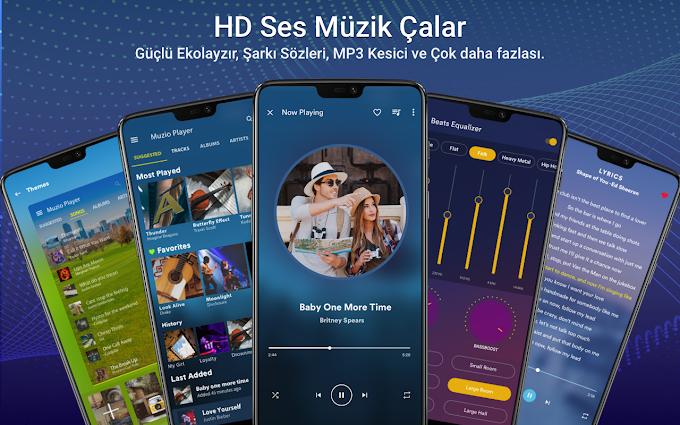 Müzik Çalar - Muzio Player v6.6.9 Premium APK