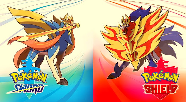 """Great preparations in Japan to launch """"Pokemon Sword and Shield"""" games"""