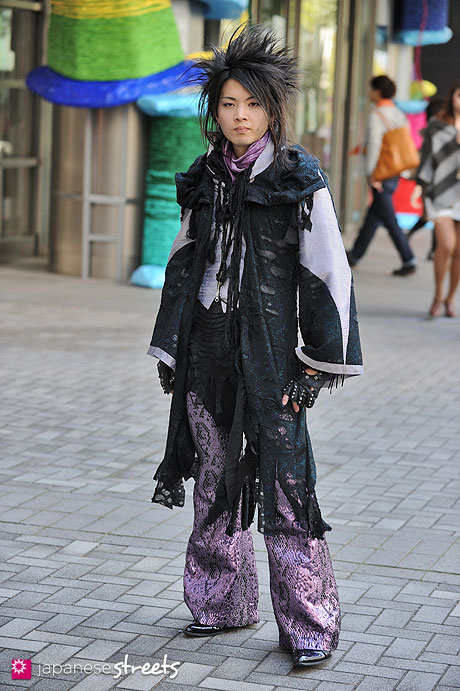 newfashion: Yuji's Style