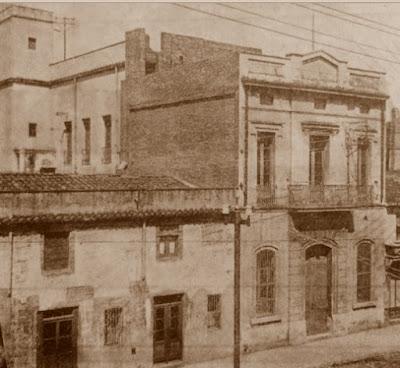 Fachada del Centre Sant Lluís Gonzaga en 1934