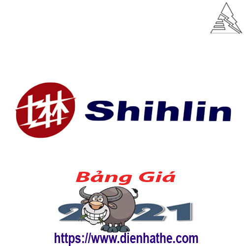 Bảng Giá Thiết Bị Điện Shihlin 2021