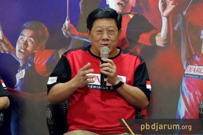 Yoppy Rosimin, Ketua PB Djarum