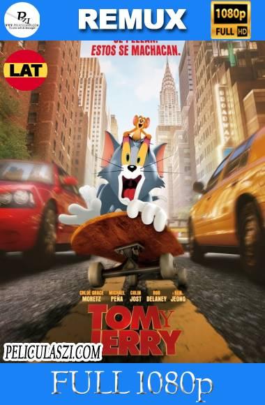 Tom Y Jerry (2021) Full HD REMUX 1080p Dual-Latino VIP