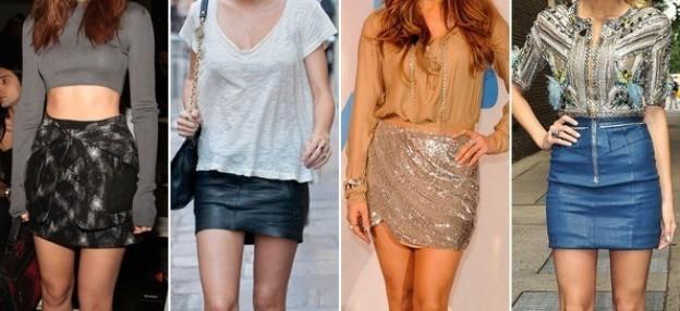 ΔΕΙΤΕ  Πώς να φορέσετε τη mini φούστα σας όπως οι αγαπημένες σας stars 30ca4e3b30a