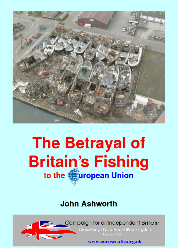 The Betrayal of Britains Fishing