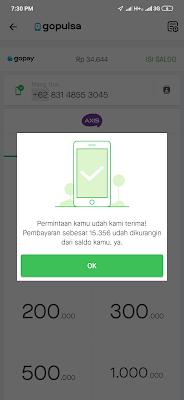 Cara Mendapatkan Saldo Gojek Gratis dari Aplikasi JAG Android