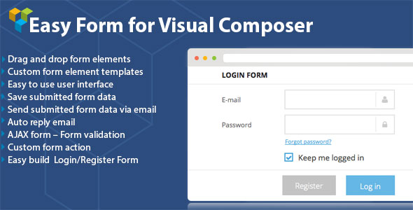 Download DHVC Form v2.2.37 - Wordpress Form for WPBakery Page Builder