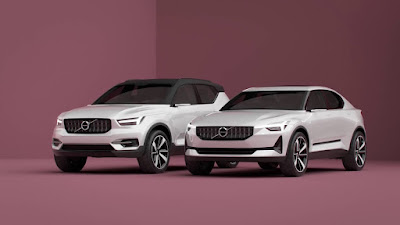 Every new Volvo will be electrified by 2019 !!!