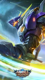 Saber Codename Storm Heroes Assassin of Skins V4