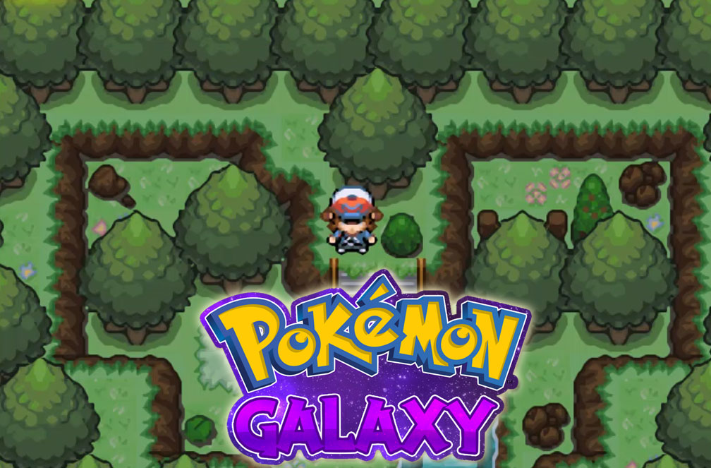 Pokemon Galaxy Elements para GBA Imagen Portada