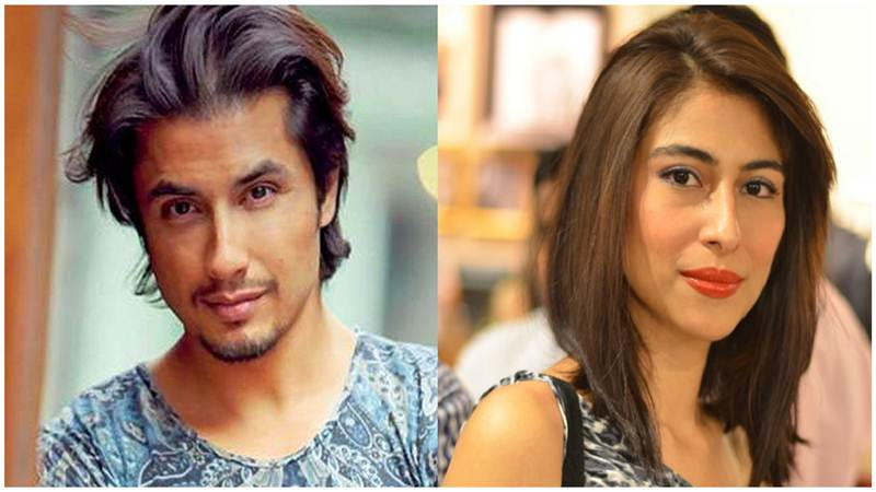 Ali Zafar files defamation suit against Meesha Shafi