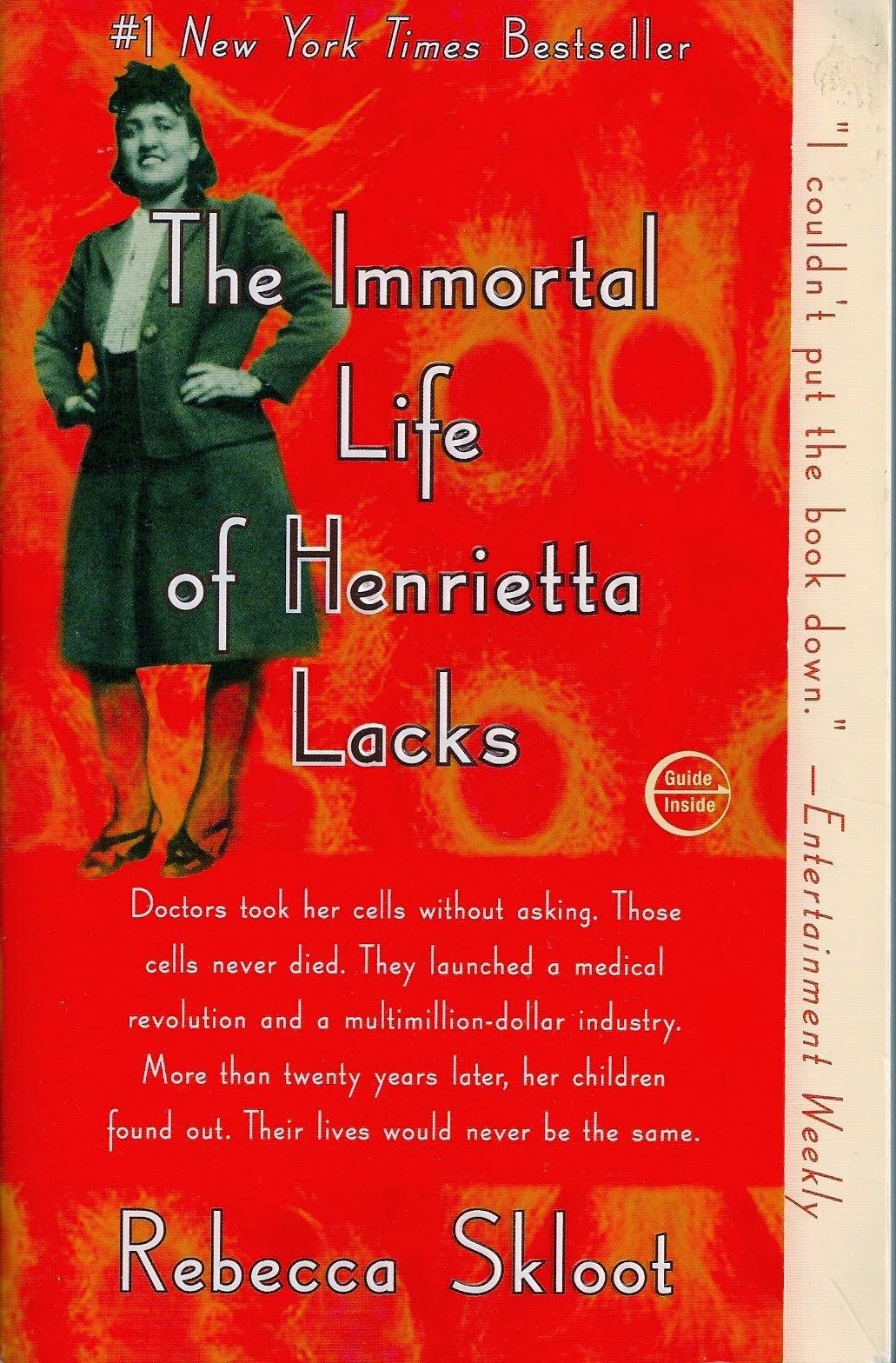 Henrietta Lacks Book Review