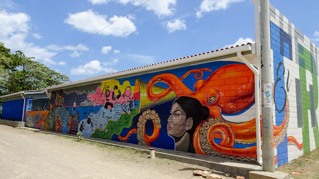 Graffity Nicaragua