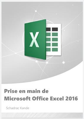 Prise en main de Microsoft Office Excel 2016