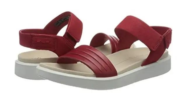 ECCO Women's Flowt Strap Sandal review