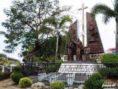 Cebu City Tour | Plaza Independencia | www.jhanzey.net