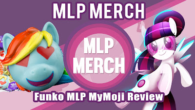 Review - Funko MLP MyMoji [VIDEO]