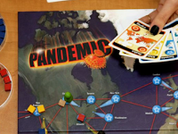 Fun Board Games for College Students: The Carcassonne Family