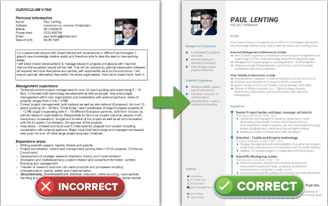 How to Create a Professional Resume (CV) | 6 Common Mistakes in Resume