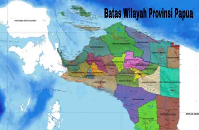 Batas Wilayah Papua
