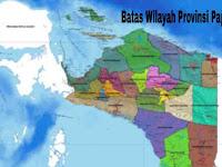 4+ Batas Wilayah Provinsi Papua