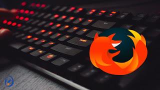 10 إختصارات لوحة مفاتيح مهمة لمتصفح فايرفوكس  يجب أن تعرفها