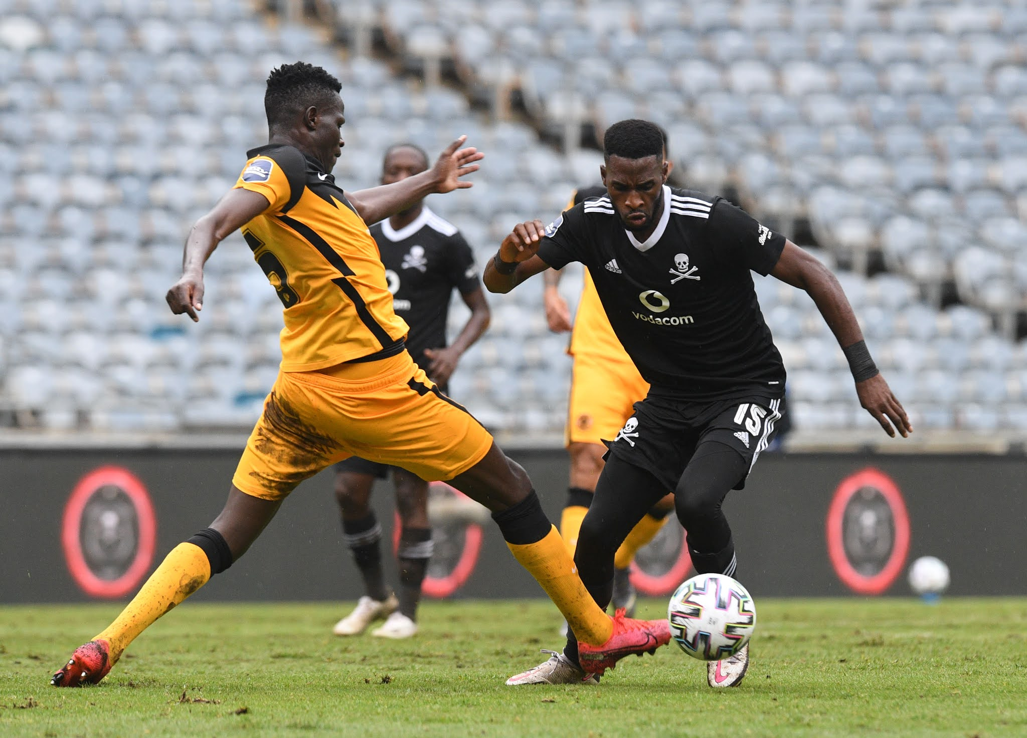 The Soweto Derby takes centre stage in this weekend's DStv Premiership clashes