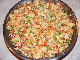 Compozitie salata de boeuf retete culinare,