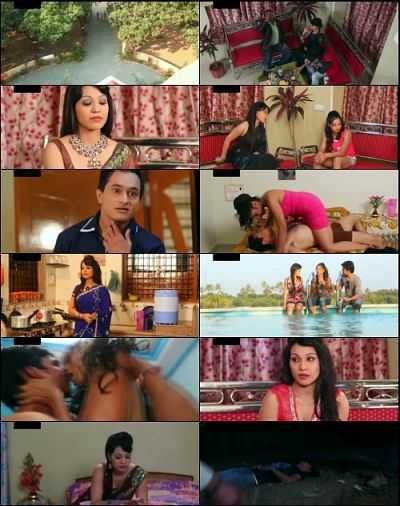 18+ Hot Miss Roja (2015) Hindi Movie DVDRip 300mb