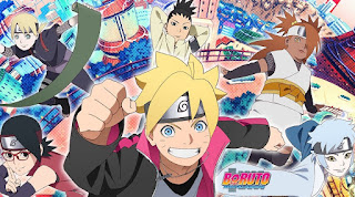 Boruto Naruto Next Generations Episode 119