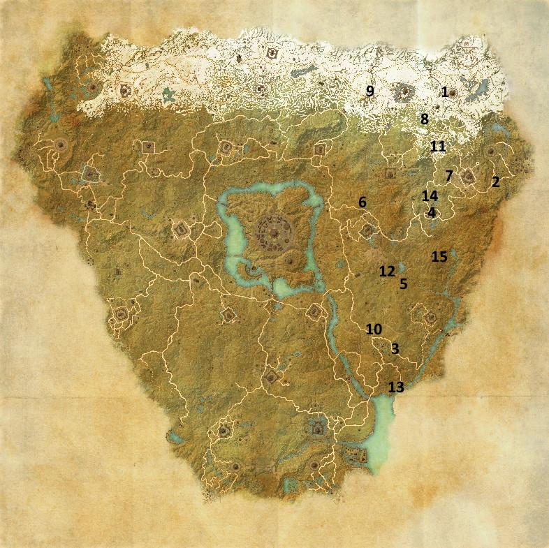 Ebonheart Pact in northeastern Cyrodiil