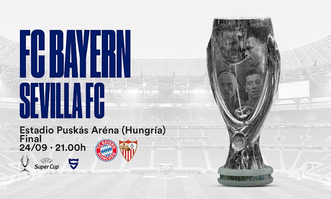 PREVIA | Bayern de Múnich - Sevilla FC | Sueños