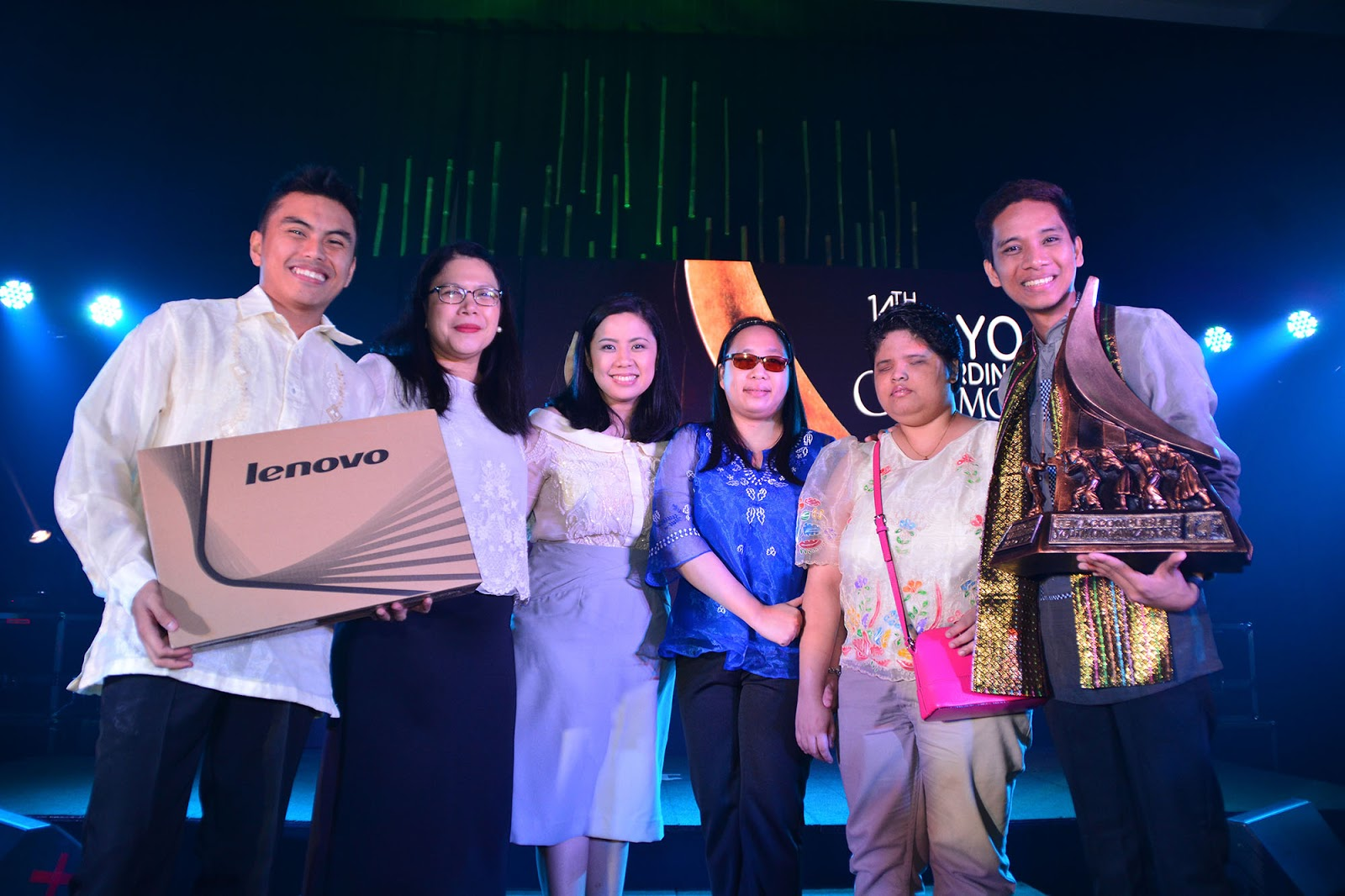 Lenovo names online virtual school for PWDs as Outstanding Tech Visionary in TAYO 14 Awards