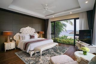 villa 2 phòng ngủ vinpearl resort nha trang