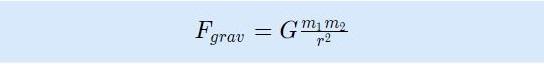 قانون الجاذبية العام