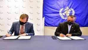 WHO signed MoU with IPC