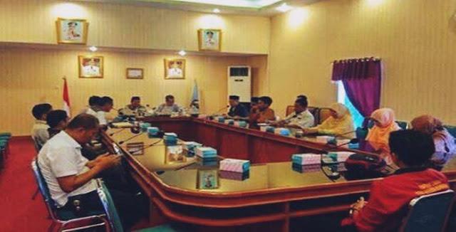 Kecam Festival Waria yang Diketuai Oknum PNS, Muhammadiyah Bantaeng Temui DPRD