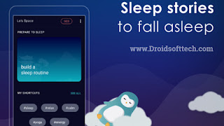 Sleep Stories for Calm - Meditate with Wysa