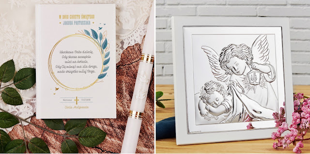 ilustrowana biblia dla dzieci, pismo święte dla najmłodszych, różaniec, srebrny obrazek, święty obrazek, aniołek, chrzest święty,pierwsza komunia święta