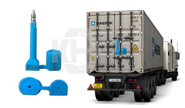 kẹp chì container, kẹp chì niêm phong xe tải