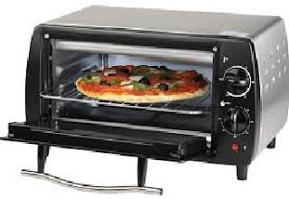 Oven listrik rendah watt