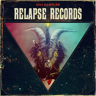 Relapse Records 2015 Sampler [FREE Download]