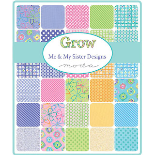 Moda Grow Fabric by Me & My Sister Designs for Moda Fabircs