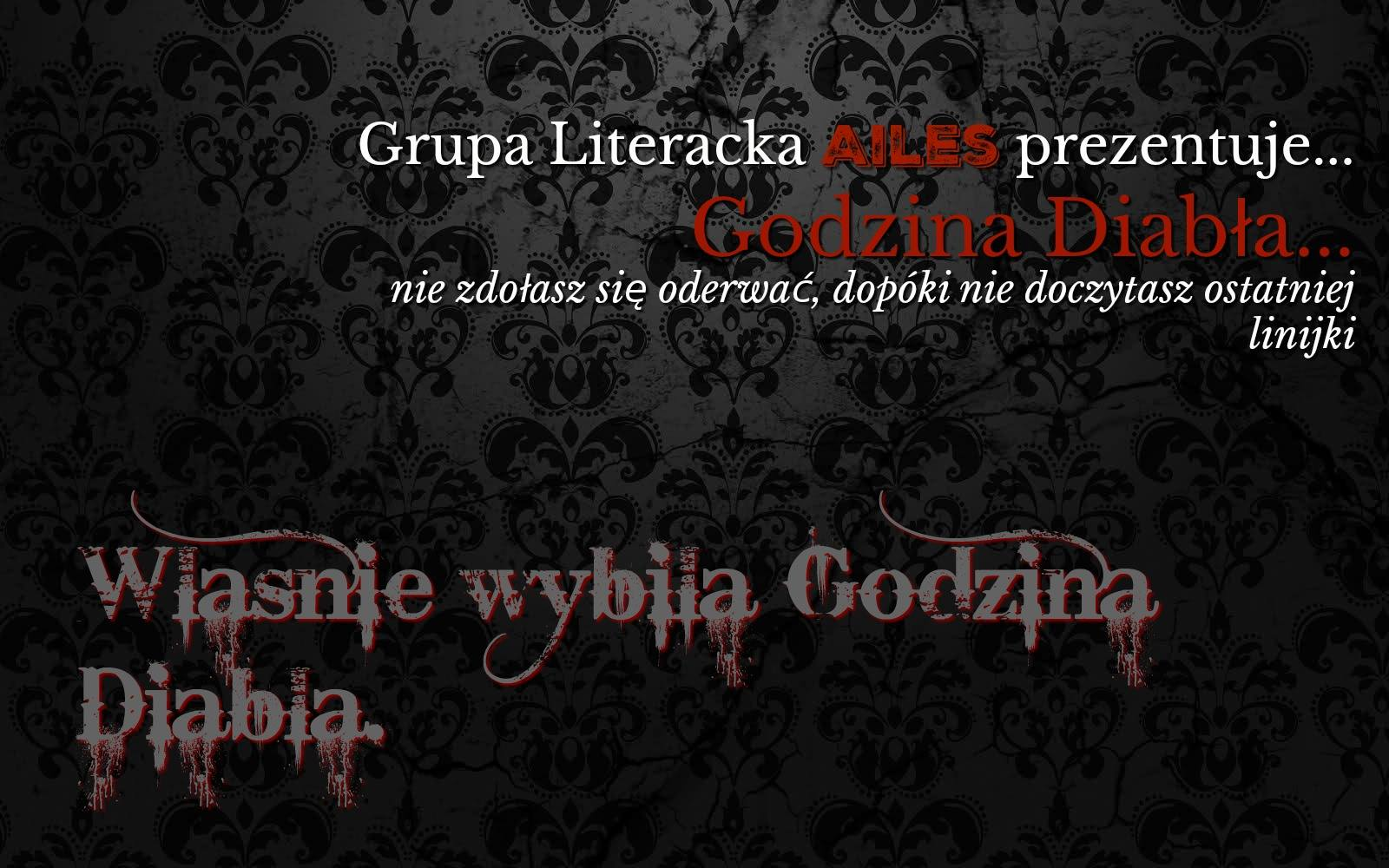 Ailes, grupa literacka, Godzina Diabła, antologia, recenzja