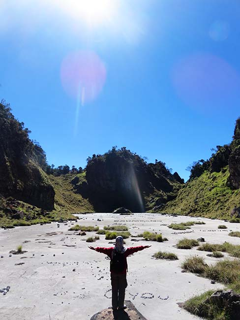 Segara Wedhi Gunung Sumbing