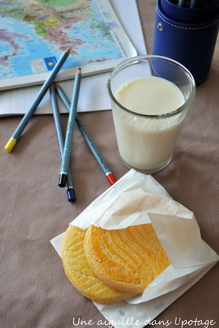 galette bretonne au beurre