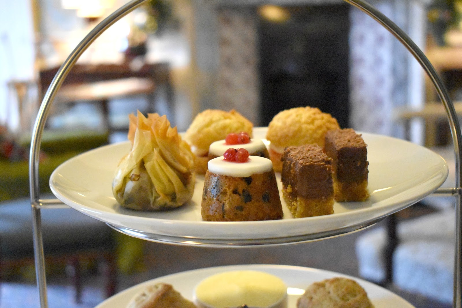 Christmas at Wallington - National Trust Festive Afternoon Tea
