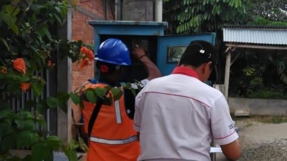 Lagi 40 Titik LPJU Tebo Diputuskan Sementara, PLN Tebo : Kita Hanya Jalankan Instruksi